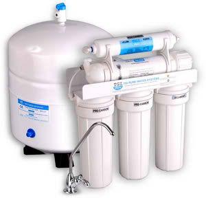 Фильтр для воды поможет сберечь кожу