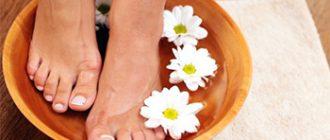Лечение сухости кожи ног дома