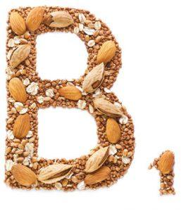 Продукты с витамином Б1