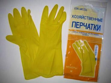 Защита рук о влаги