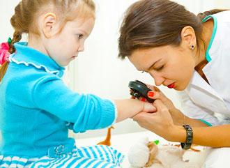 Диагностика дерматита у детей