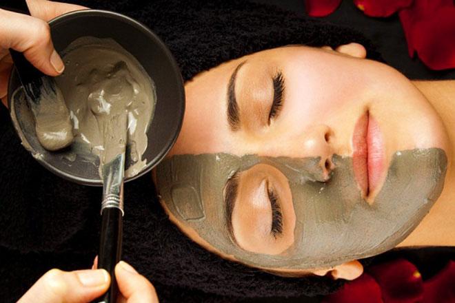 Польза глина для сухой кожи лица