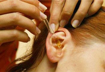 Лечение заболеваний ушей