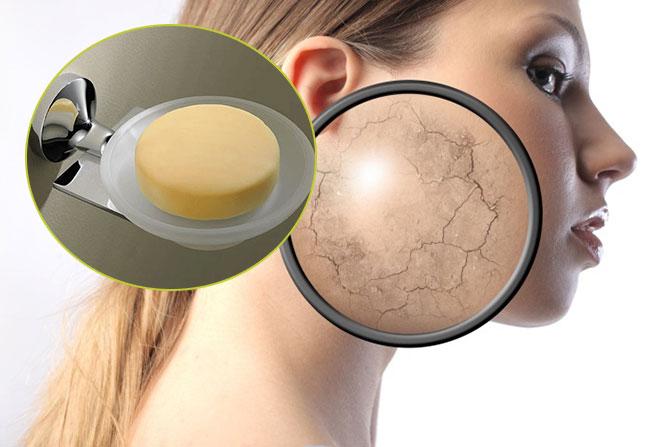 Мыло для сухой кожи