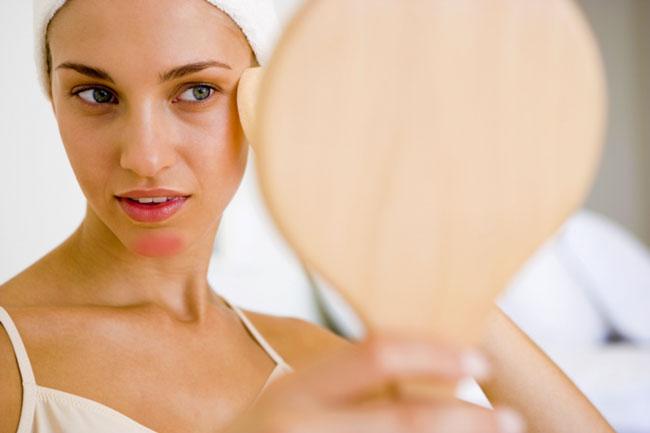 Покраснение и шелушение кожи на подбородке