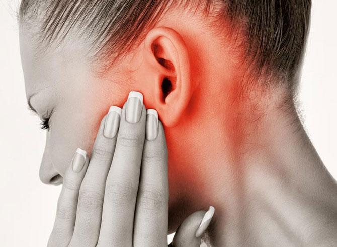 Шелушение ушей
