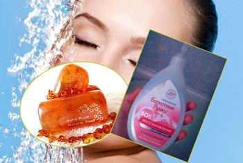 Уход за сухой кожей - мыло или крем-мыло