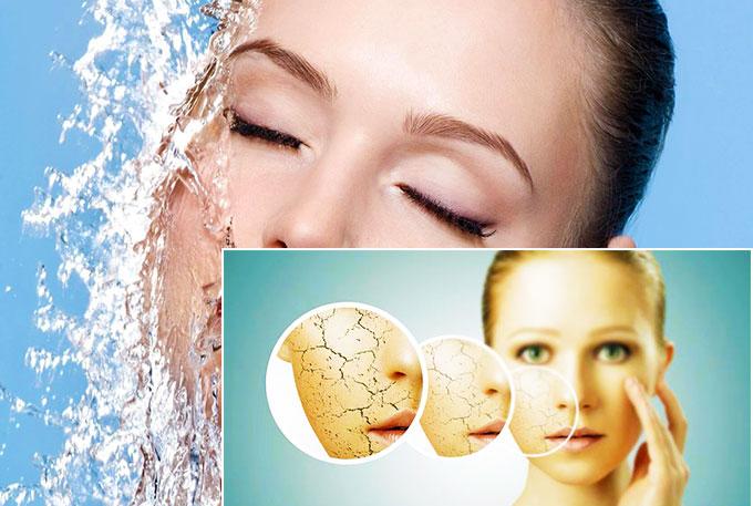 увлажнения кожи лица