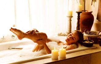 Ванны для увлажнения кожи