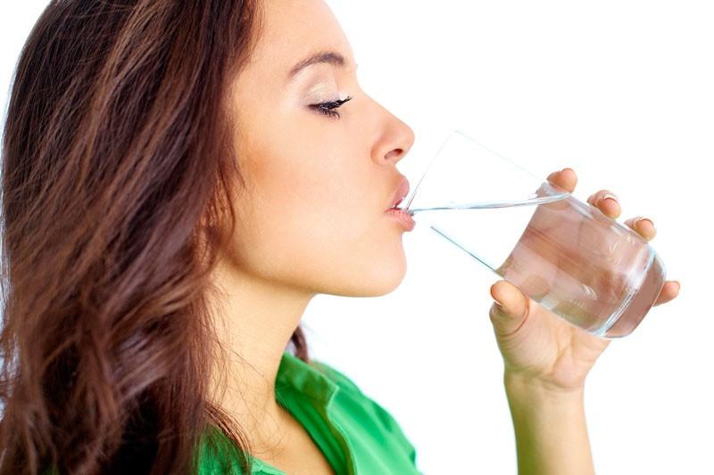 Пить достаточное количество воды