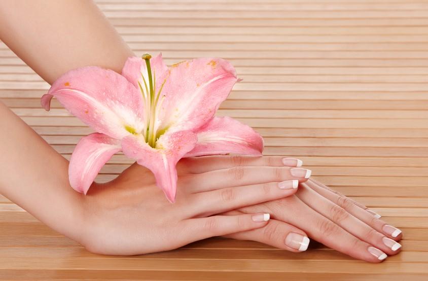 Причины сухости кожи рук