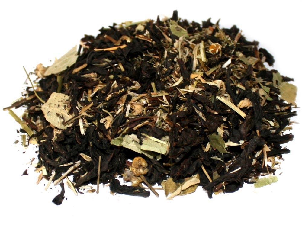 Состав, действие компонентов монастырского чая
