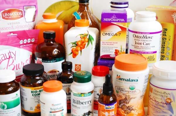 Биоактивные пищевые добавки